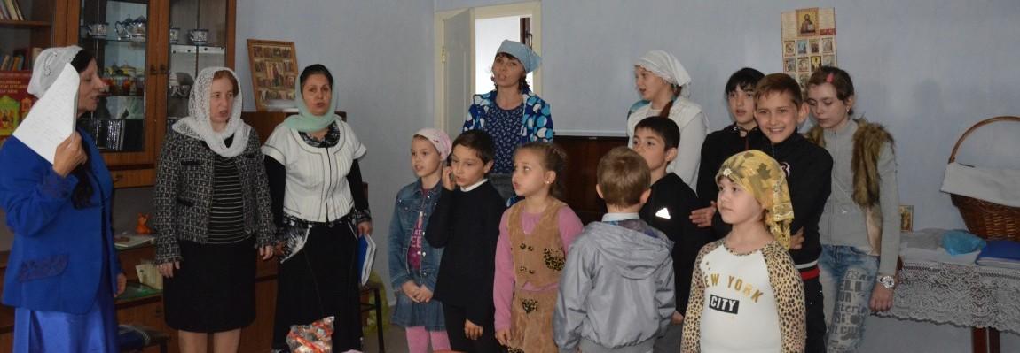В нашей школе состоялся праздничный Пасхальный концерт
